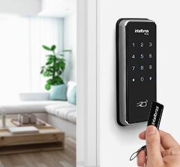 Diga adeus à chave do apartamento
